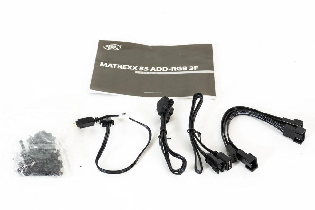 matrexx55 lieferumfang