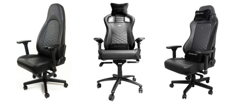 noblechairs hero icon epic test review roundup