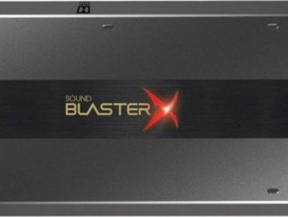 Sound Blaster G6 PS4 Review
