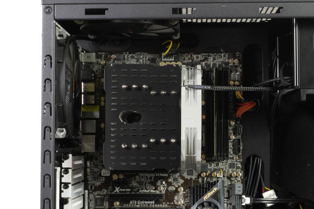 Abstand RAM