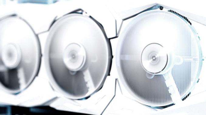 Asus RTX 2080 Ti OC Strix White Edtion
