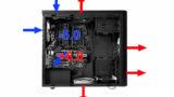 PC optimaler Airflow
