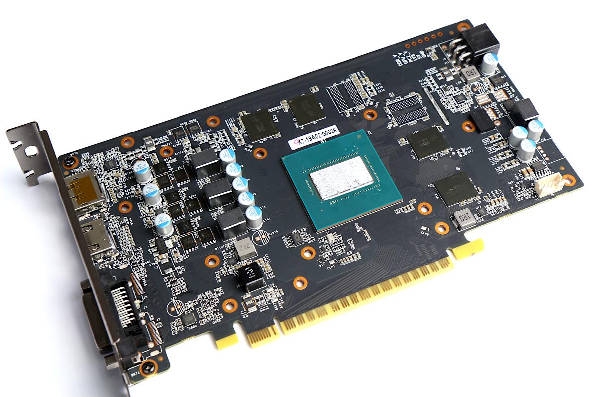 KFA2 GTX 1650 Super PCB