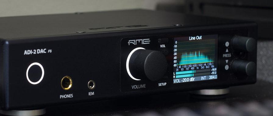 RME ADI2 DAC Review