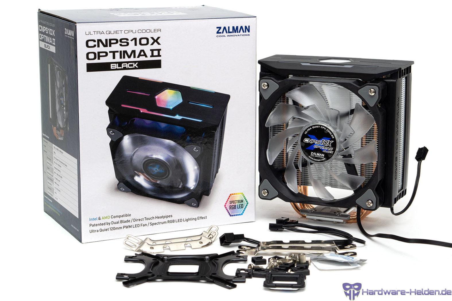 Zalman CNPS10X