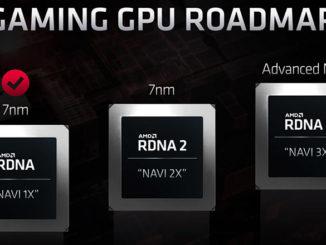 rdna2 roadmap