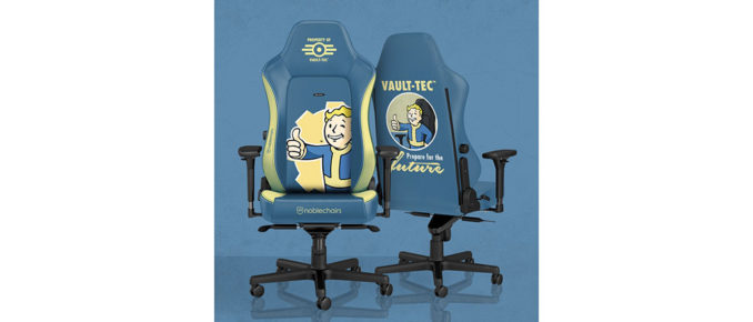 noblechairs bethesda edition