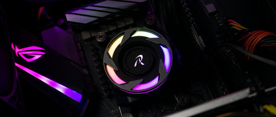 Raijintek EOS 240 RBW Review