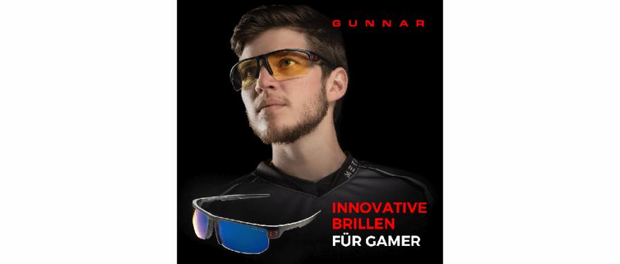 Schutzbrille Gaming Blaufilter