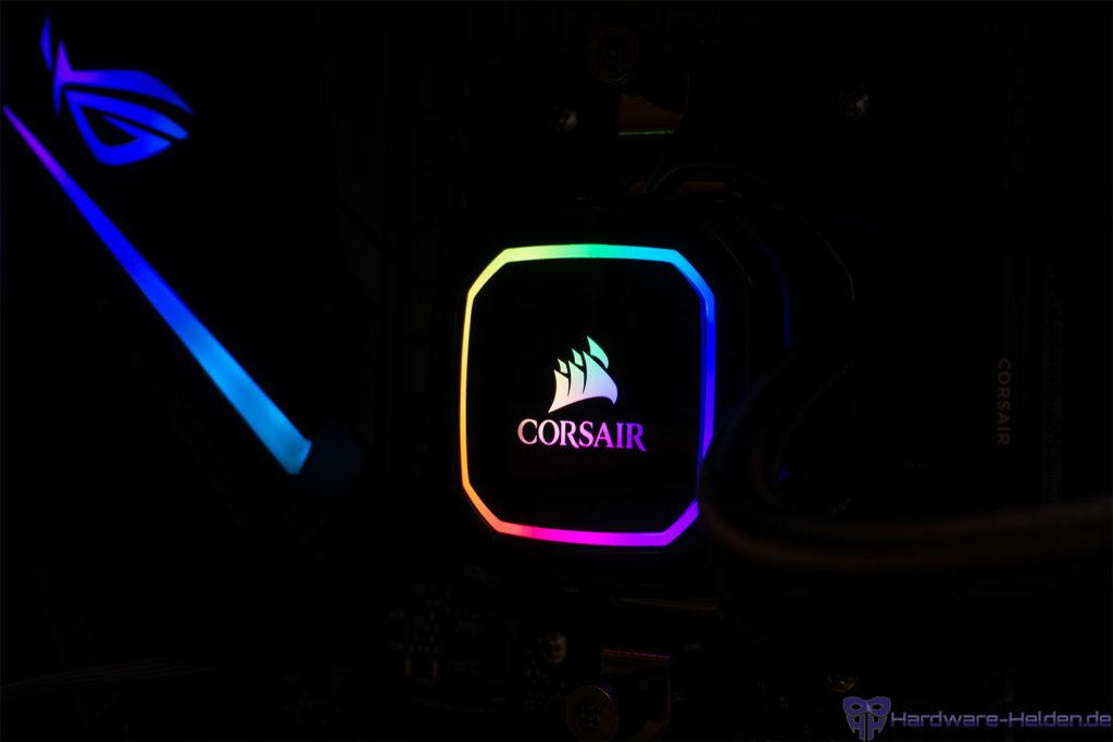 Corsair H150i Pro RGB XT