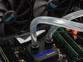 Alphacool Eissturm Review