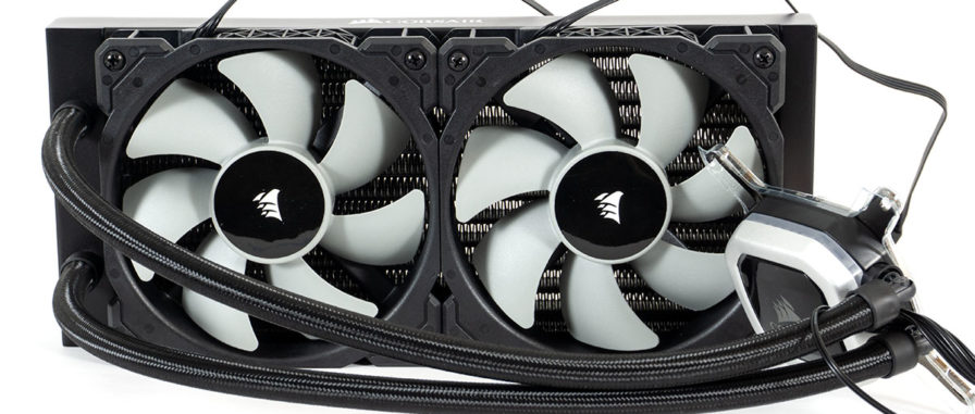 Corsair H100i Pro Review