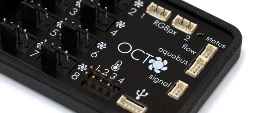Aqua Computer OCTO Test