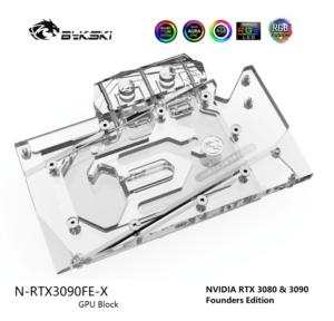 bykski RTX 3090 Wasserkühler Block