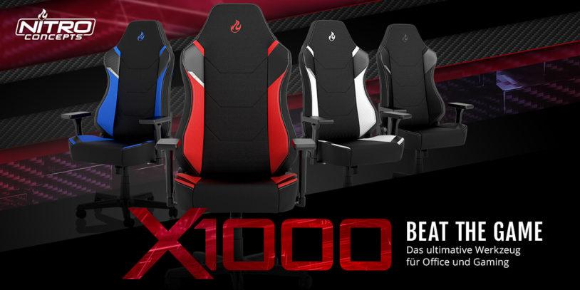 Nitro Concept X1000