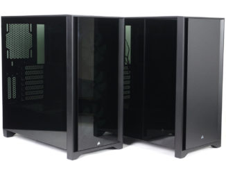 Corsair iCUE 4000X RGB und 4000D Test Review