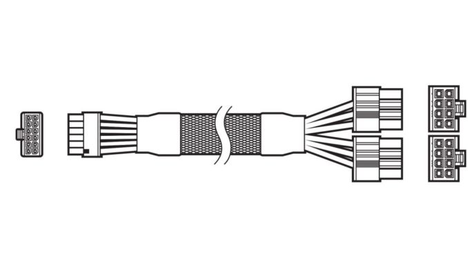 nvidia rtx 3000 12 pin corsair netzteil