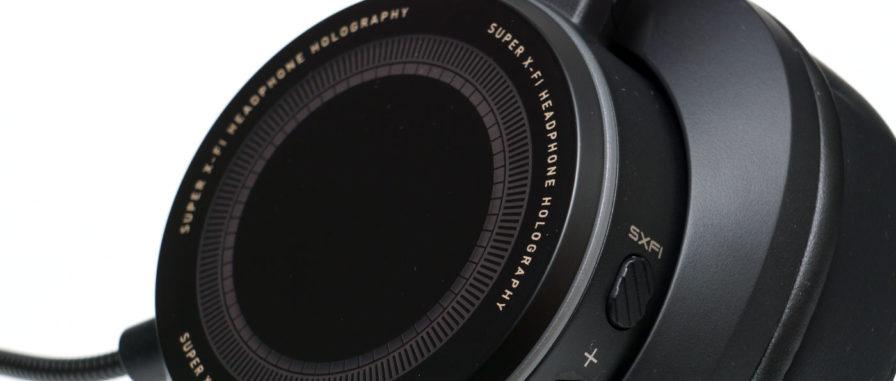 Creative SXFI Gamer Headset Test Review
