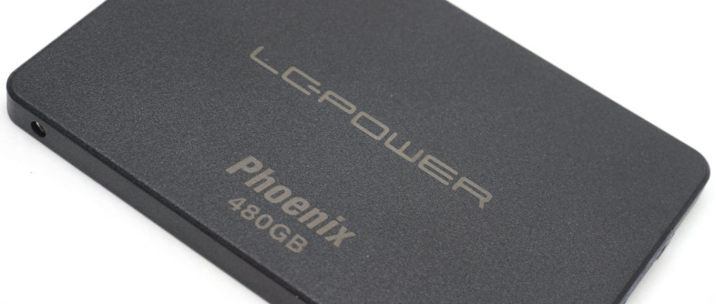 LC-Power Phoenix SSD Review Test
