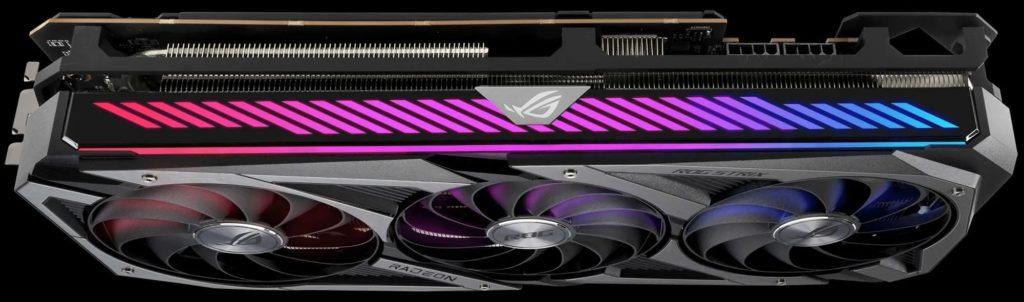 ASUS AMD RX 6000 6800 ROG Strix