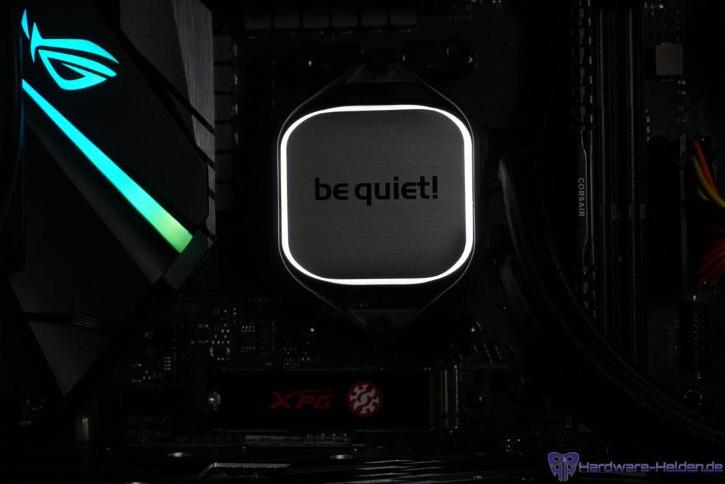 be quiet! Pure Loop Beleuchtung