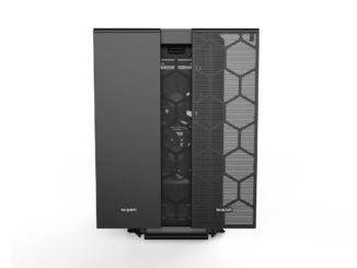 be quiet! Silent Base 802 gedämmt airflow