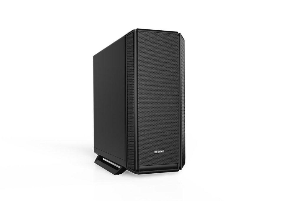 be quiet silent base 802 airflow