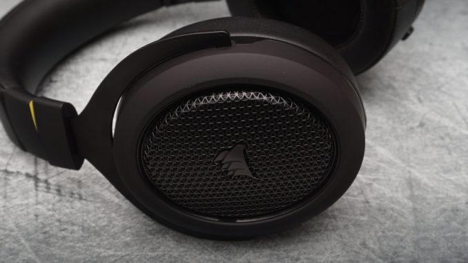 Corsair HS70 Bluetooth Test Review
