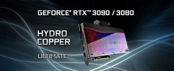 evga rtx 3090 3080 hydro copper