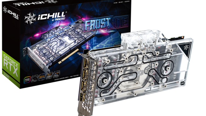 rtx 3000 3090 3080 frostbite wasserkühler