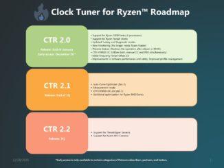 clock tuner ryzen overclocking