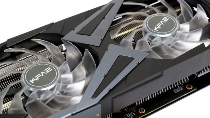 GeForce RTX 3060 TI Test Review KFA2 EX Nvidia