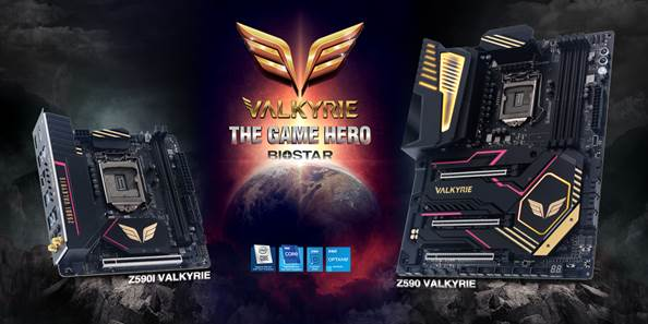 BIOSTAR INTEL Z590 Mainboard