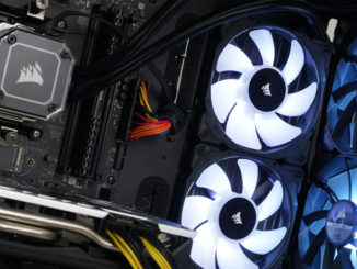 corsair icue 5000x rgb test review