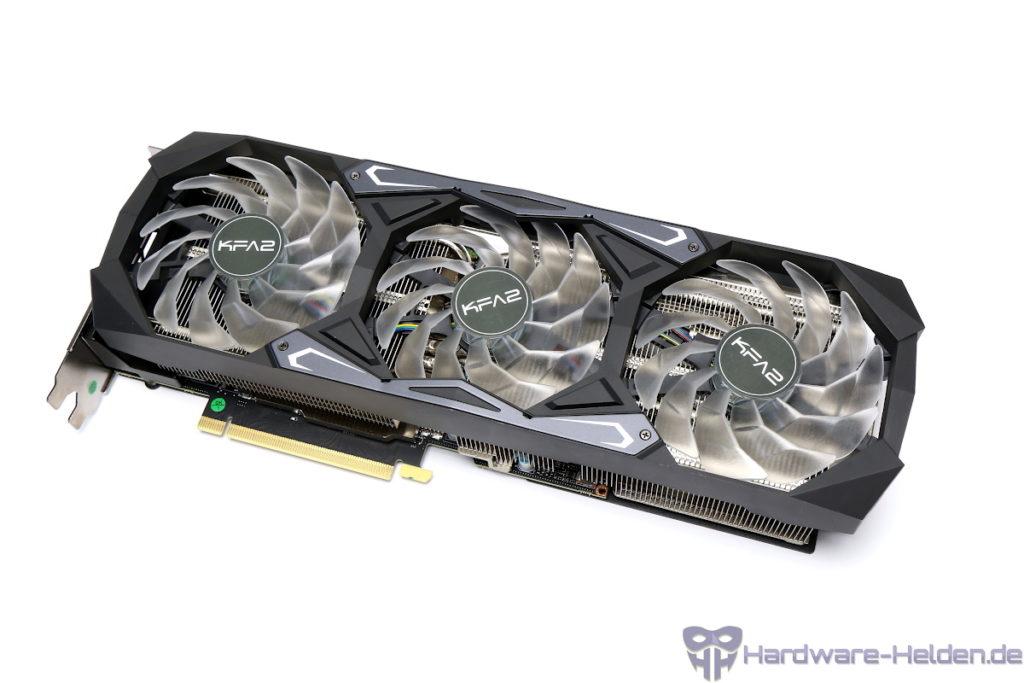 KFA2 GeForce RTX 3080 SG Lüfter