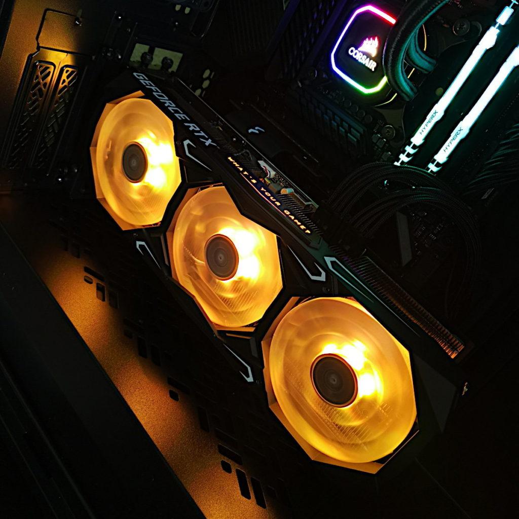 KFA2 GeForce RTX 3080 SG RGB
