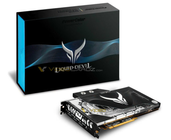 Powercolor Liquid Devil RX 6900 XT