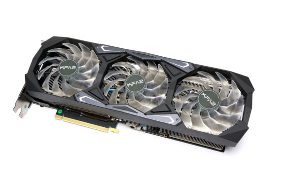 KFA2 GeForce RTX 3080 SG Test Review
