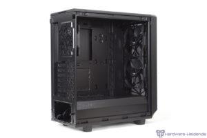 Fractal Design Meshify 2 Compact Innen