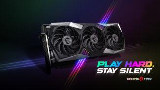 MSI RX 6900 XT Gaming Trio