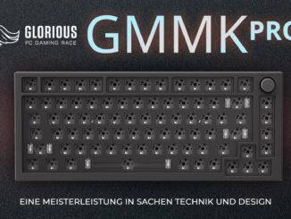 GMMK Pro mechanische Tastatur