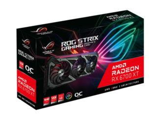 ASUS ROG Strix RX 6700 XT