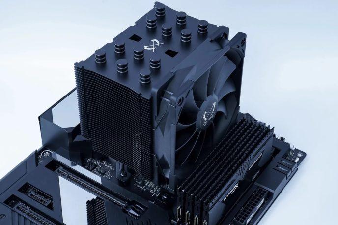 Scythe Mugen 5 Black edition schwarz
