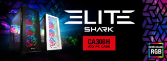 sharkoon elite shark ca300h