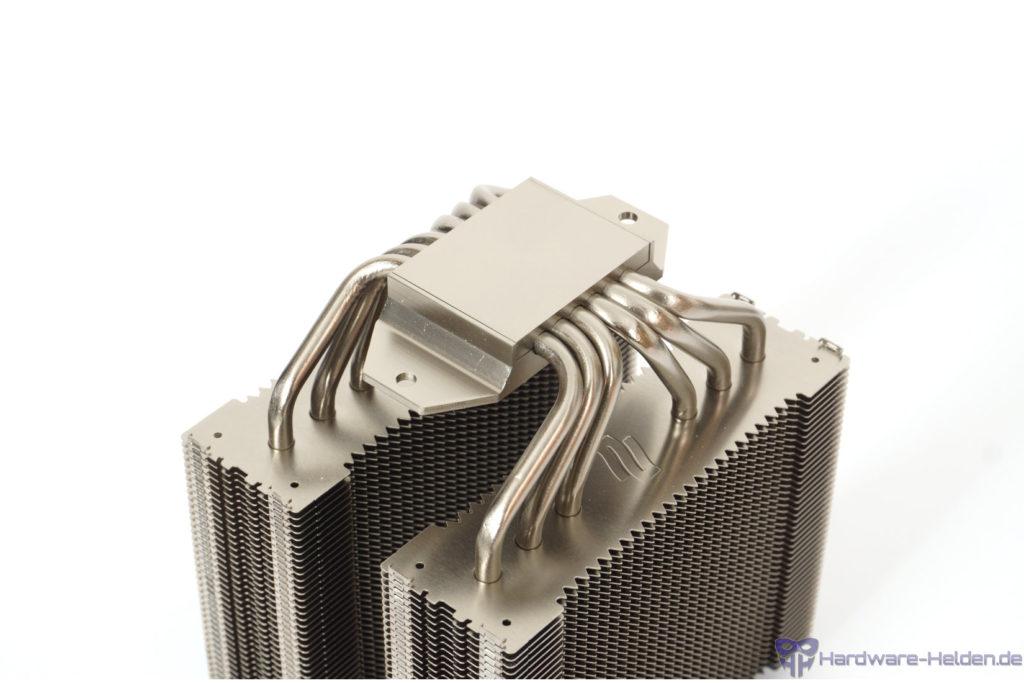 SilentiumPC Grandis 3 EVO ARGB Heatpipes