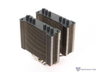 silentiumPC granis 3 evo argb test review