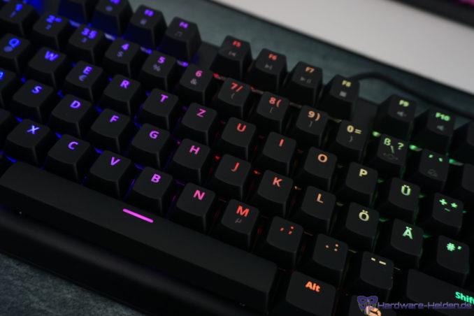 SPC Gear GK630K Test Review