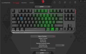 SPC Gear GK630K Software