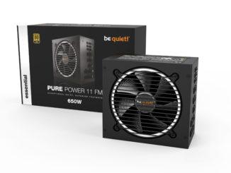 be quiet Pure Power 11 FM modular Netzteil