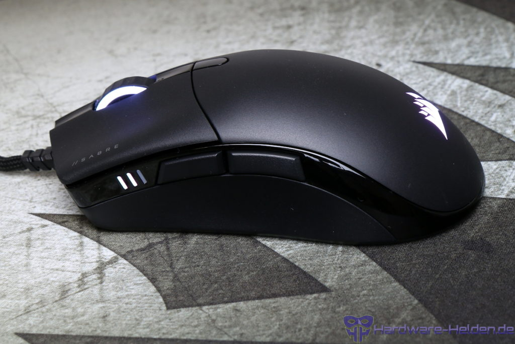 Corsair Sabre Pro RGB Champion